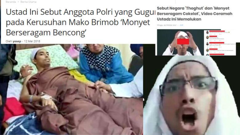 Ustadz Maaher Sakit Sampai Tak Bisa Bicara Kena Azab Opini Indonesia Seword
