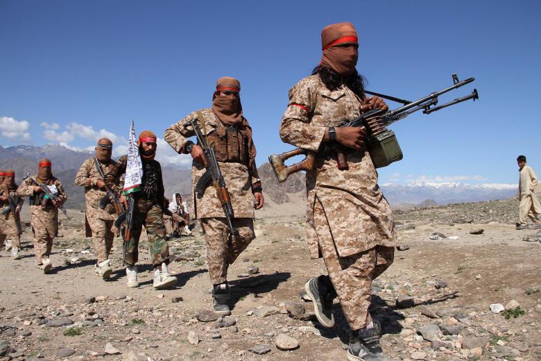 Taliban Antara Dulu Dan Kini