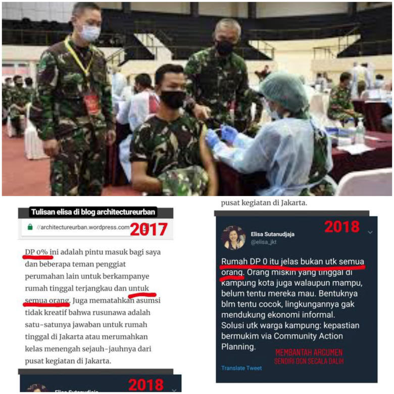 Oknum Dibalik LaporCovid 19 Yang Kritik Keras TNI Disorot Netizen, Ada Buzzer Anies!