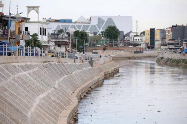 Malu Lah Sama Ahok, Wagub DKI Curhat Masalah Pembebasan Lahan Normalisasi Sungai