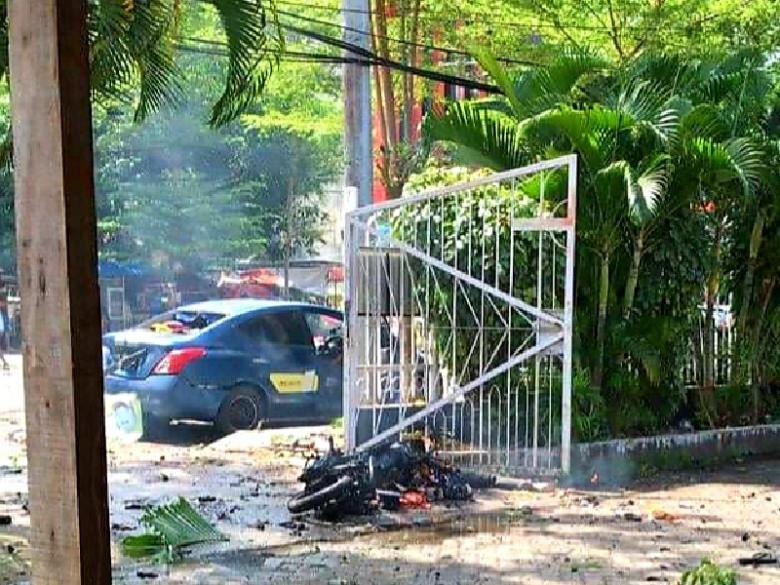 Ternyata Teroris Makassar Baiat Di Markas FPI