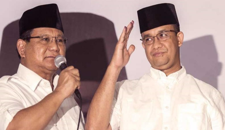 Image result for anies prabowo