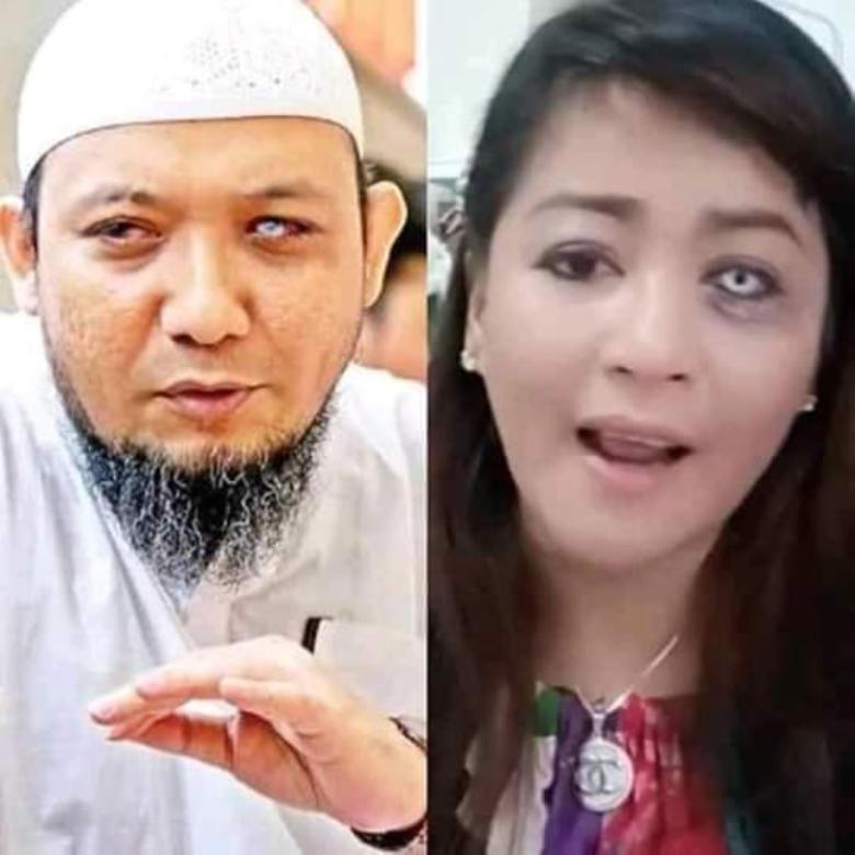 Viral! Dewi Tanjung Tantang Novel Baswedan Buktikan Siram Air Kerasnya Bukan Rekayasa