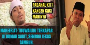 Si Maheer Sakit Fpi Pa 212 Ga Laku Sugik Nur Kapan Opini Indonesia Seword