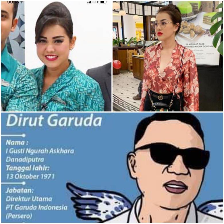 Terungkap! Kisah Tragis Pencopotan Pegawai Garuda Oleh Diduga Selir Ari Askhara