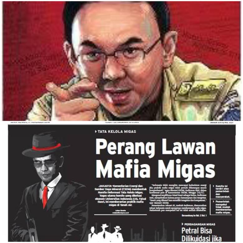 (Part 2) Skenario Mafia Migas, Cendana Dan Alumni 212 Untuk Gagalkan Ahok Di Pertamina?