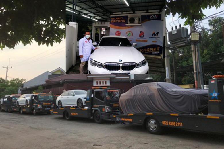 Klinik Di Cirebon Borong 6 Mobil BMW Terbaru Untuk Dokternya