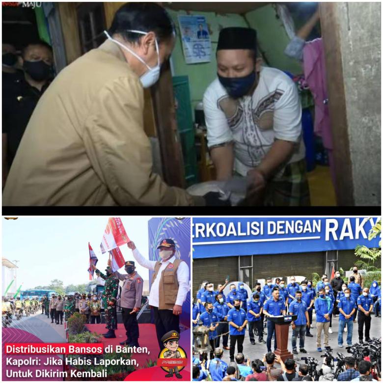 Abaikan Nyinyiran Partai Mantan, Panglima TNI Ikuti Jokowi Turun Ke Lapangan!