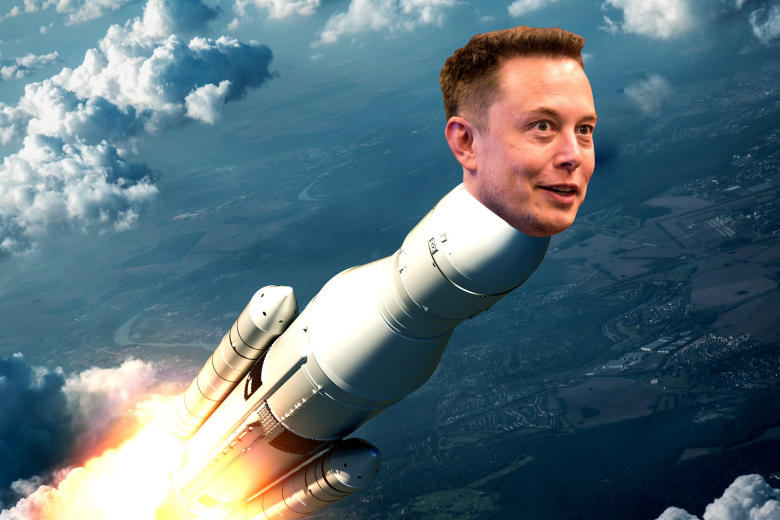 (Lucu!) Roket SpaceX Elon Musk Meledak Terus, China & UEA Sudah Mau Sampai Mars
