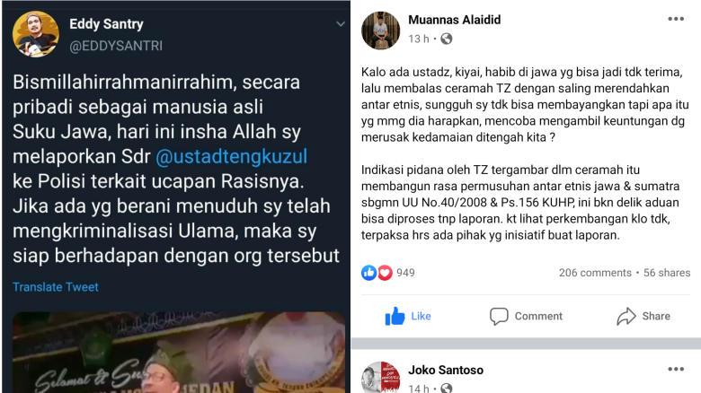 Hina Suku Jawa Sumatera, Ayah Naen Dilaporkan Pakai UU Penghapusan Etnis 40/2008 Bui!