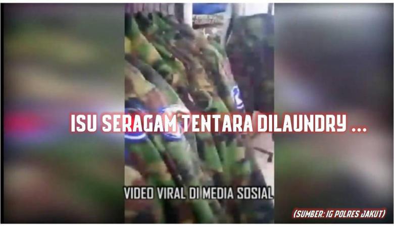 Bikin Video Hasutan Seragam (yang Katanya) Tentara China, Semoga Pelaku Segera Tertangkap