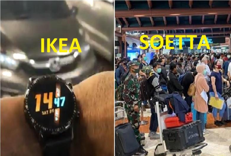 Membongkar Upaya Pembusukan Jokowi Lewat Video IKEA Dan Soetta